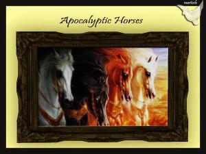 Apocalyptic Horses 1