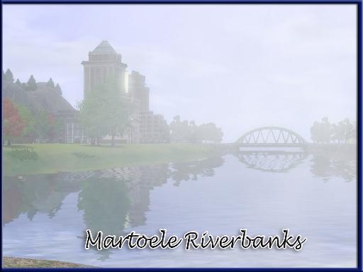 Martoele Riverbanks for my blog