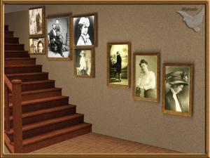 Stair Paintings